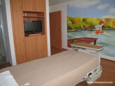 Private suite - Hospital Angeles
