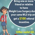 Bring-a-friend Weight Loss Surgery Promo