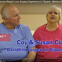 Texas Couple Reviews Sleeve Bariatric Surgery in Tijuana - Mexico (Part 1)