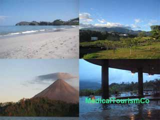 Different Hues of Costa Rica