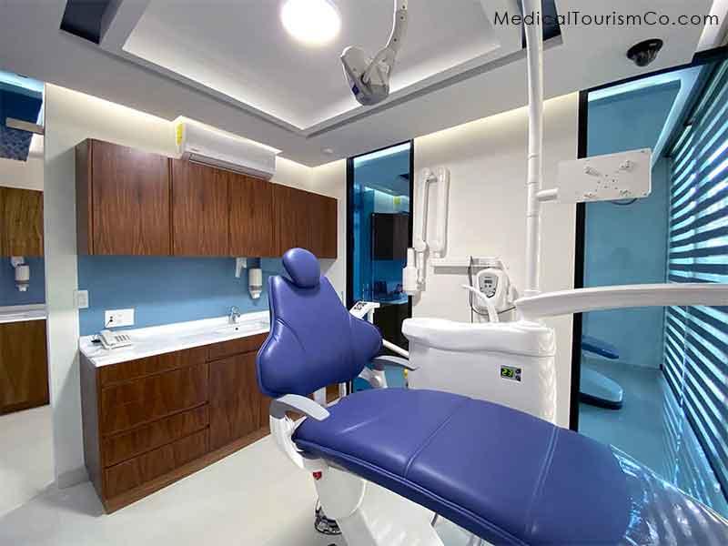 Dentavacation partner clinic Los Algodones, Mexico