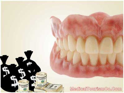 Low Cost Upper and Lower Dentures in Mexico