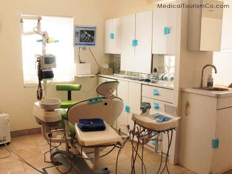 Dentavacation partner clinic Mexicali, Mexico