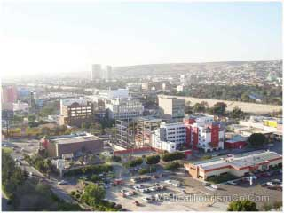 Tijuana city view