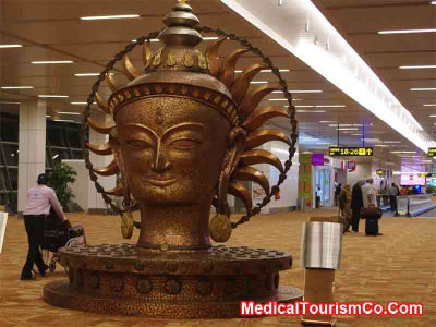 New Delhi International Airport
