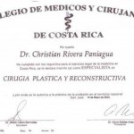 Dr. Christian Rivera Credential - 2