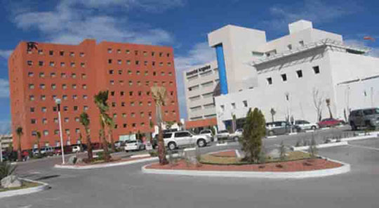 Hospital Angeles in Ciudad Juarez - Mexico