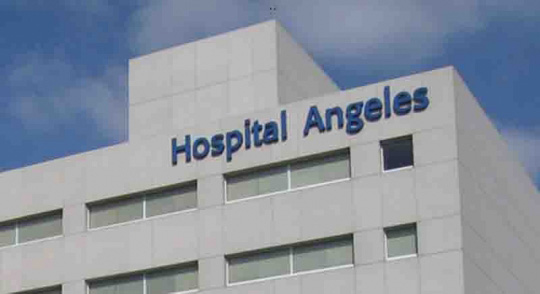 Hospital Angeles in Tijuana - Mexico