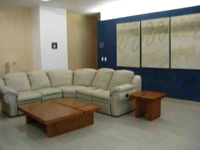 Hospital Star Medica Waiting Area