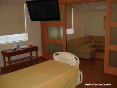 Private Suite - Star Medica in Juarez