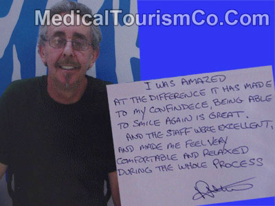 Dental Implants - Patong Testimonial