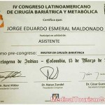 Dr. Esmeral Certificate - 17