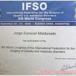 Dr. Esmeral Certificate 2