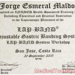 Dr. Esmeral Certificate 7