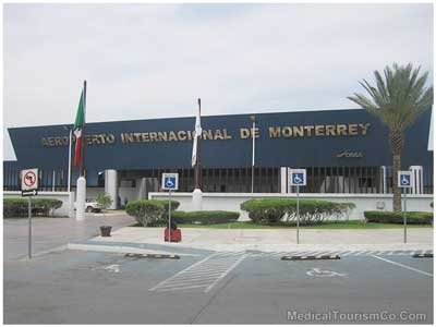 International Airport in Mexico
