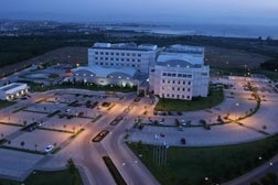 Anadolu Hospital in Turkey
