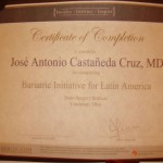Bariatric Initiative for Latin America - Dr. Castaneda Cruz