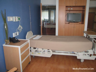 Private Room - Hospital Angeles