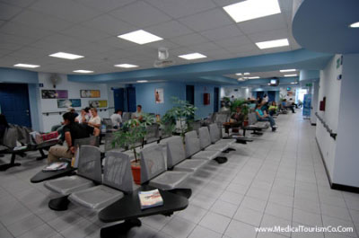 Clinica Biblica - Waiting Area