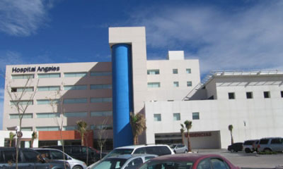 Hospital Angeles - Ciudad Juarez