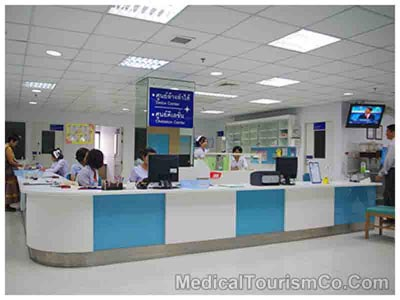 Plastic Surgery Hospital - Thailand
