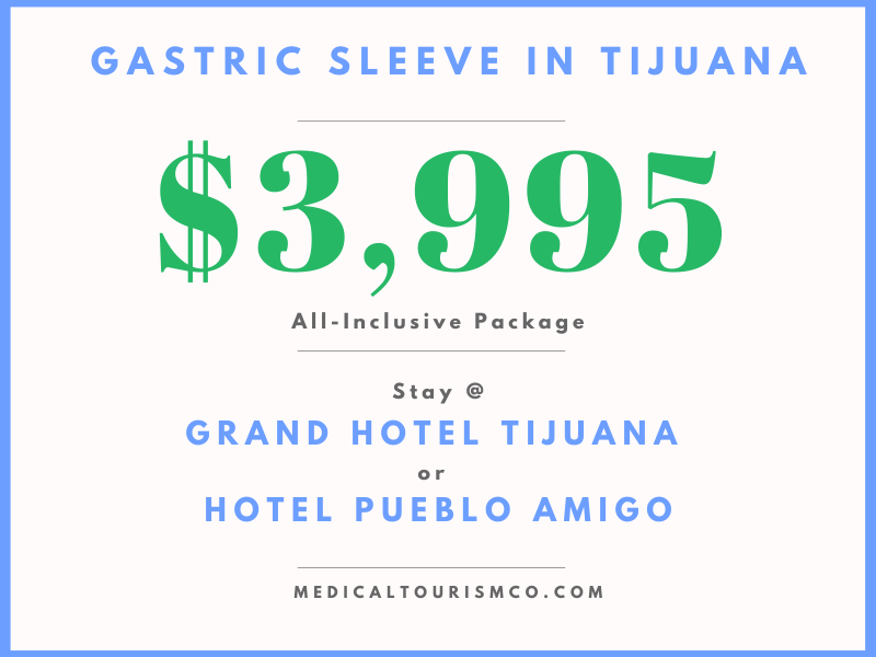 Gastric Sleeve Tijuana Special Offer