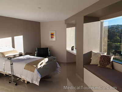 Patient-friendly Hotel Room at Grand Care - TJ