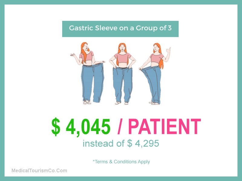 Gastric Sleeve New Group Package