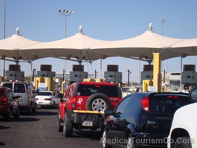 US-Mexico Border Crossing