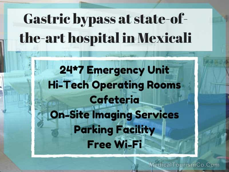 Gastric Bypass In Mexicali-Hospital