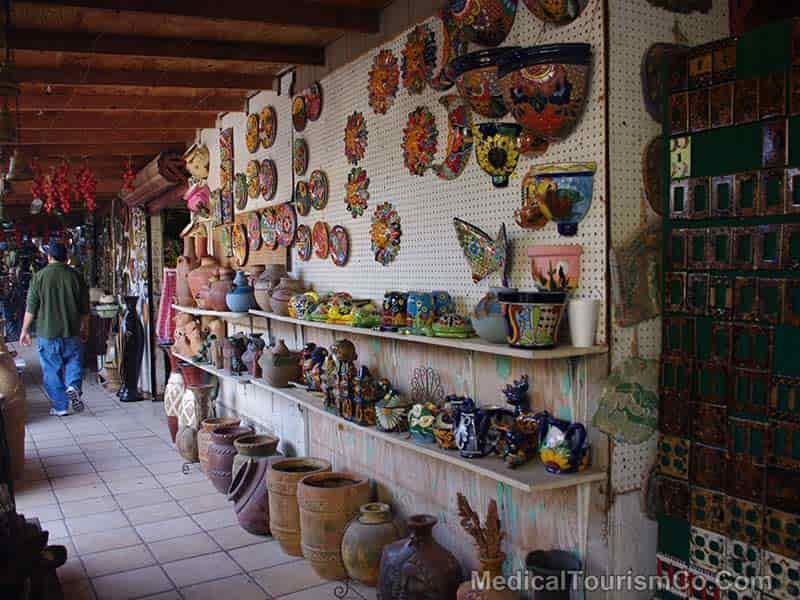 Local Market In Los Algodones | Medical Tourism in Mexico