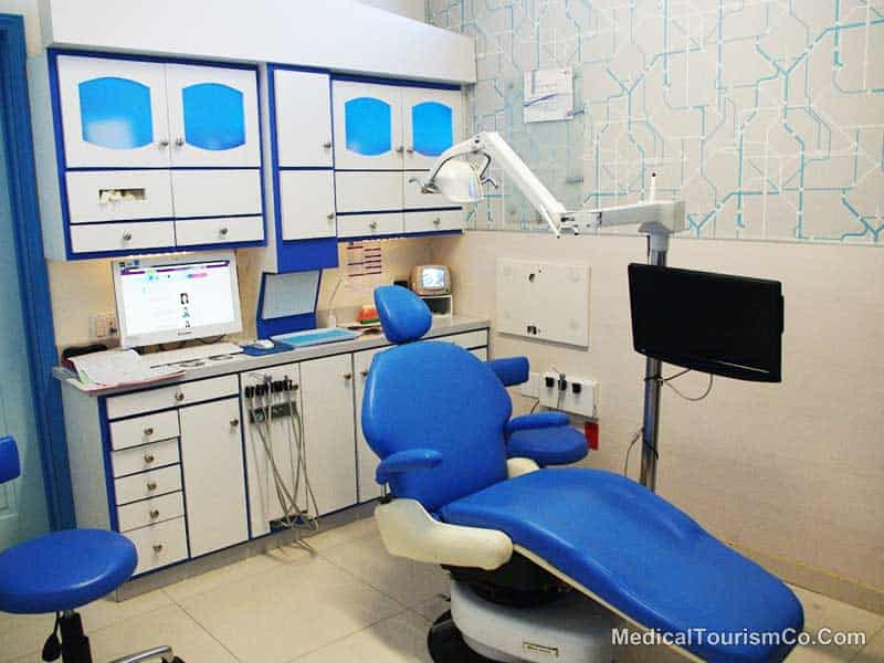 Dental Center in Los Algodones