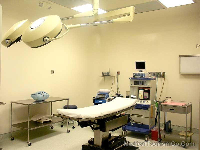 Mexicali Hospital Room