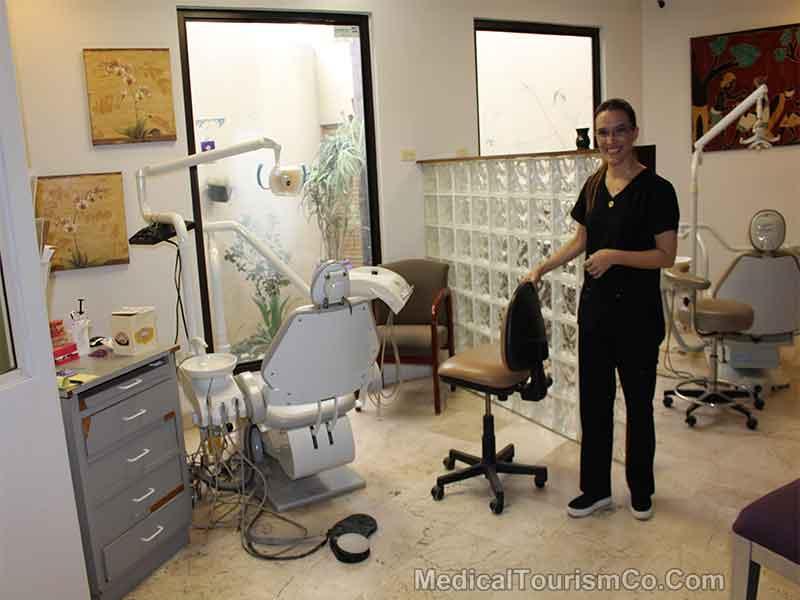 Clinic for Cosmetic Dentistry Mexico Nuevo Laredo