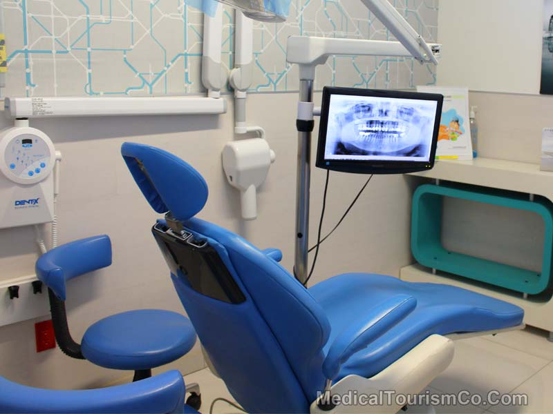Dental Clinic for Implants in Los Algodones - Mexico