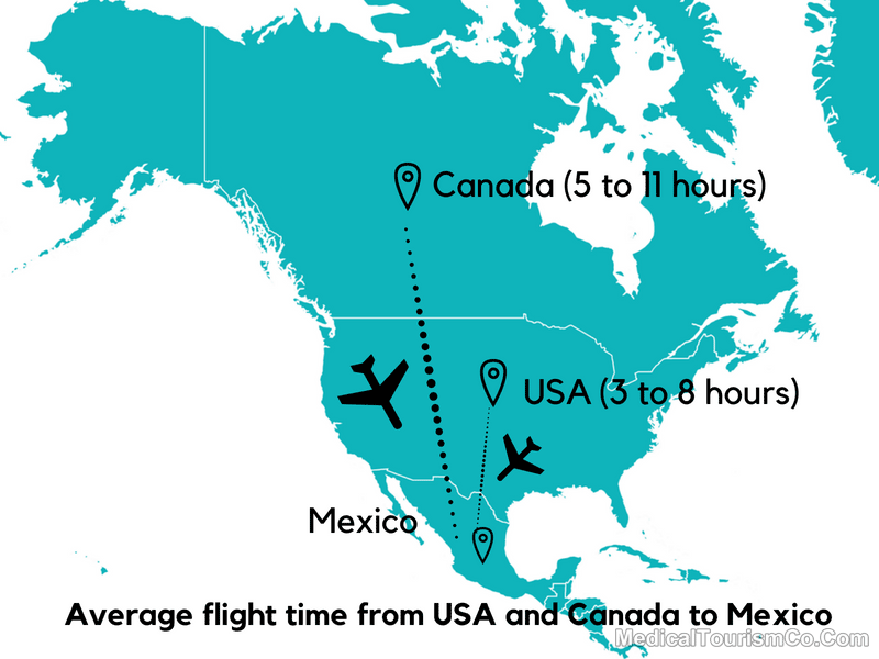 Flight-time-from-US-and-Canada-to-Mexico