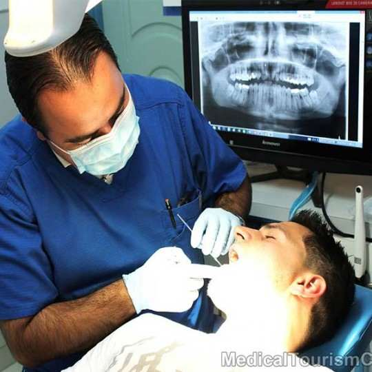 Sani Dental Los Algodones Dentist