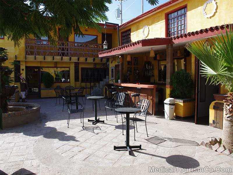 Sani Dental Los Algodones Hotel Hacienda