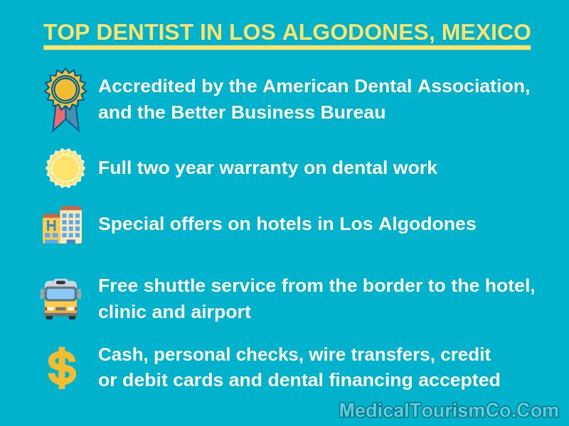 Sani Dental Los Algodones Mexico