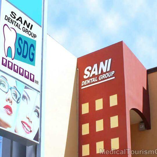 Sani Dental Los Algodones Outside