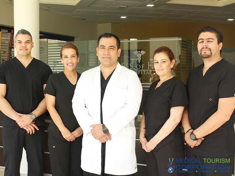DR Cazares Team