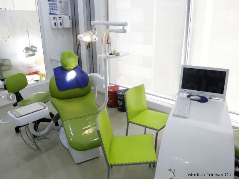 Dental Clinic in Bogota, Colombia