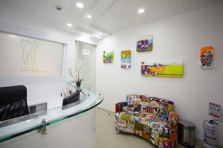 Dentica-Dental clininc in Bogota