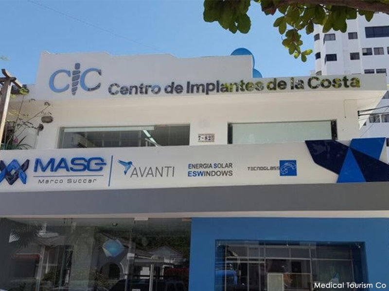 Dental Work in Colombia Clinic, Cartagena