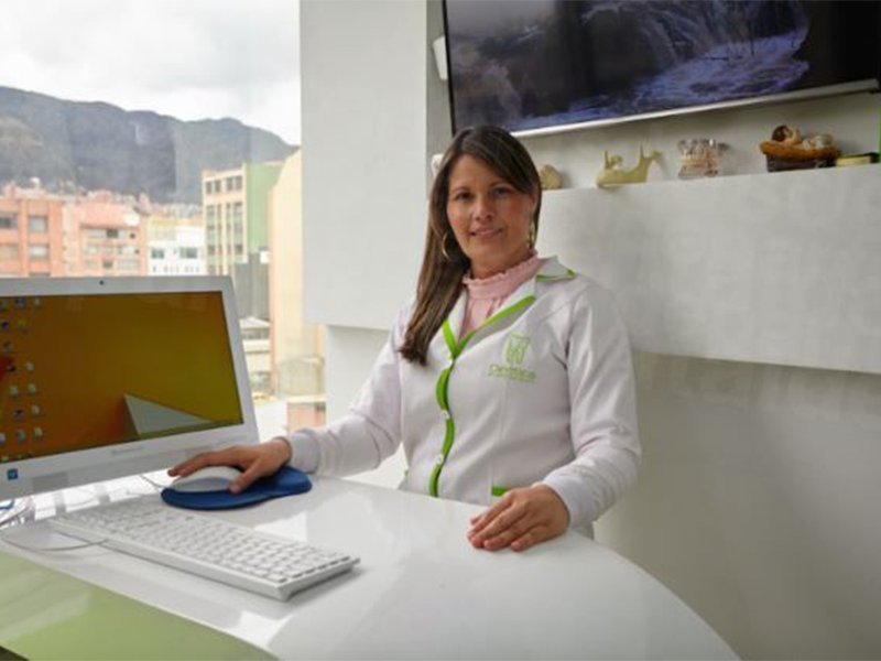 English speaking dentist in Bogota