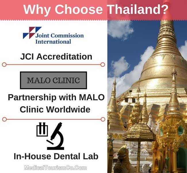 Why Thailand for Dental tourism?