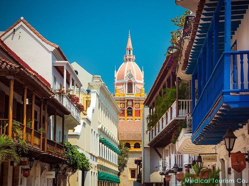 Cartagena Dental Tourism-Places to visit