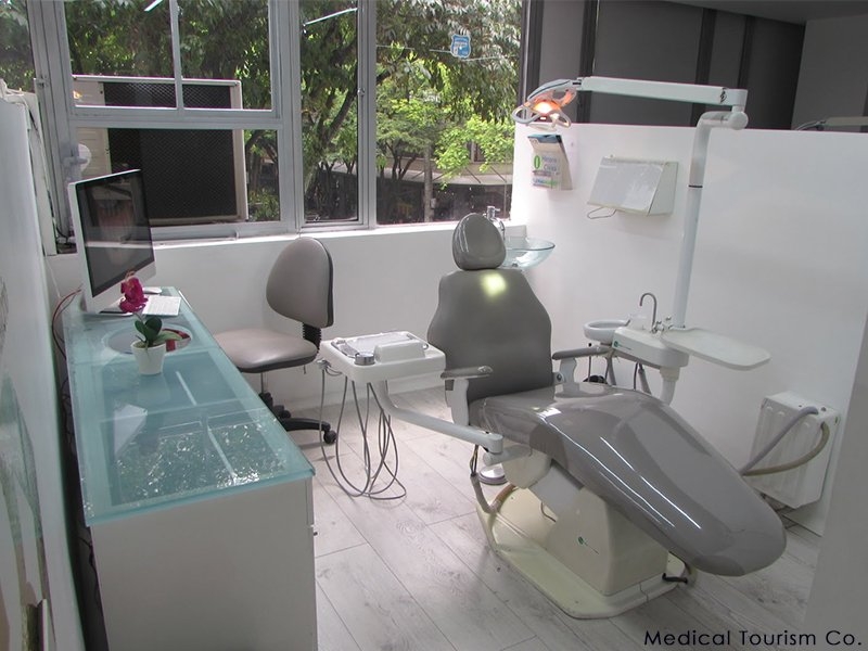 Dental Clinic in Medellin, Colombia