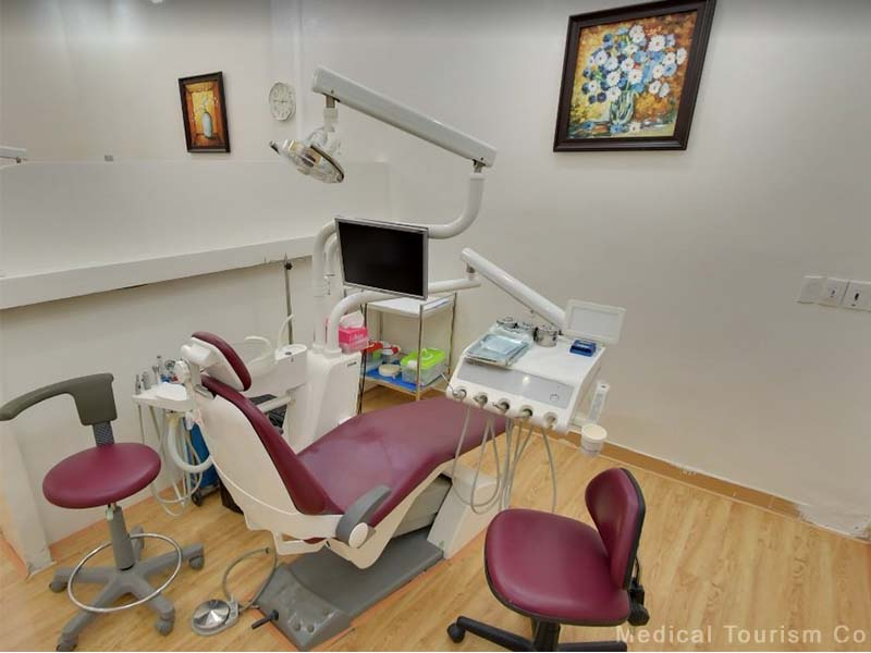 Rose Dental Clinic lab