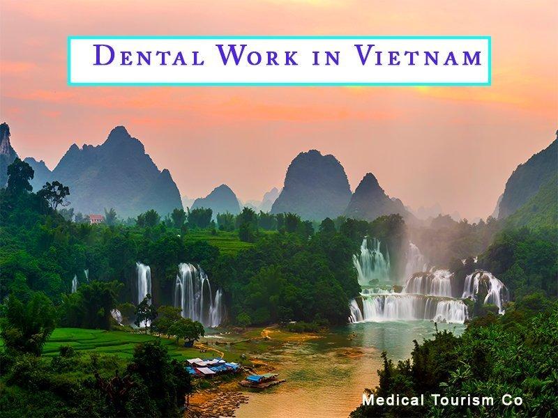 Dental work in Vietnam